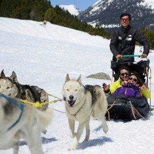 Pack aventura nórdica para dos temporada 2020/21 en Grandvalira (Andorra)