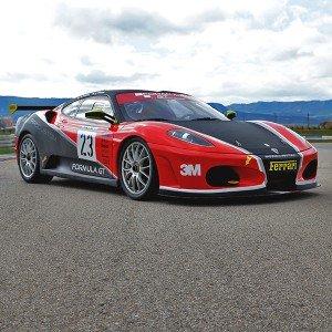 Pilotar Ferrari de competición en Montmeló Nacional 3km (Barcelona)