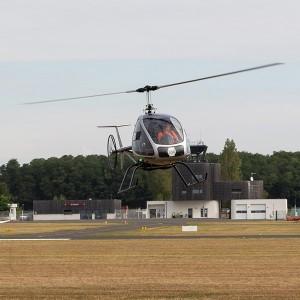 Vuelo en helicóptero ULM en L'Estartit (Girona)