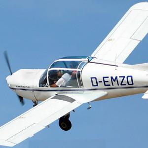 Pilotar una avioneta con acompañante en Igualada (Barcelona) - vuelo 45min