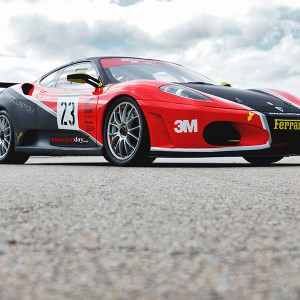 VIP Ferrari F430 Challenge en El Jarama 3,8km (Madrid)