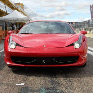 VIP Ferrari 458 Italia en El Jarama 3,8km (Madrid)