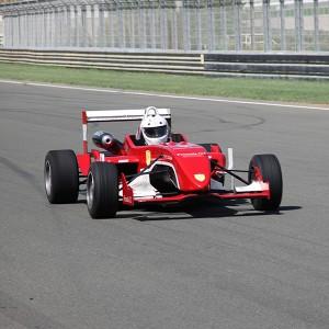 VIP Fórmula 2.0 en Cheste 3,1km (Valencia)