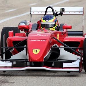 VIP Fórmula 2.0 en Los Arcos 3,9km (Navarra)