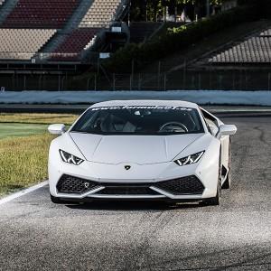 VIP Lamborghini + Fórmula en Monteblanco 3,9km (Huelva)