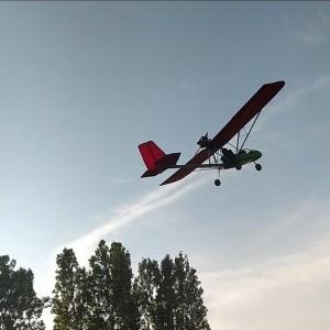Pilotar una Avioneta Ultraligera en L'Estartit (Girona)