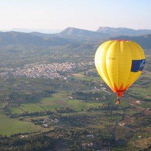 Vuelo en globo privado en Mallorca (Islas Baleares)
