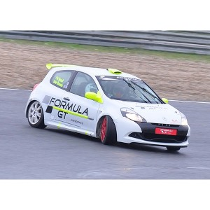 Copilotaje Extremo Renault Clio Cup - 1 vuelta