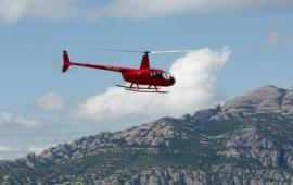 Vuelo en helicoptero