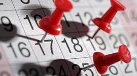 Circuit dates